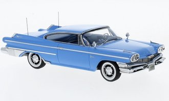1:43 1960 Dodge Polara Coupe (Blue)