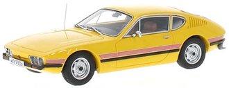 1:43 1974 Volkswagen SP2 (Yellow)