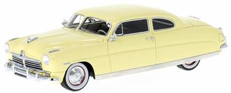 1948 Hudson Commodore Coupe (Light Beige)
