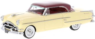 1954 Packard Pacific Coupe (Cream/Red)