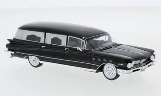 1960 Buick Electra Hearse (Black)