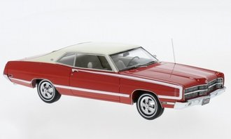 1969 Ford XL Coupe (Red)