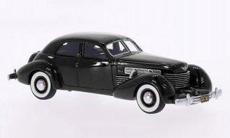 1937 Cord 812 Coupe (Black)