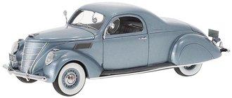1:43 1937 Lincoln Zephyr Coupe (Light Blue Metallic)
