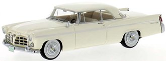 1956 Chrysler 300B (White)