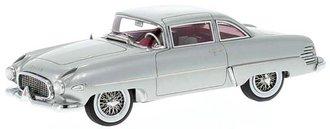 1954 Hudson Italia (Silver)