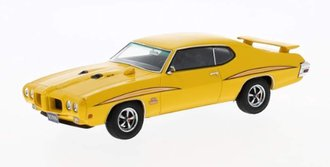 1:43 1970 Pontiac GTO 'The Judge' (Yellow)
