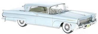 1958 Lincoln Continental MKIII (Light Blue Metallic)
