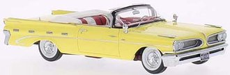 1959 Pontiac Bonneville Convertible (Yellow)