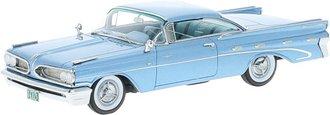 1959 Pontiac Bonneville Hardtop (Blue)