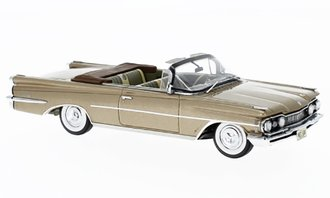 1:43 1959 Oldsmobile 98 Convertible (Gold)