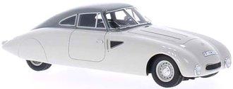 1939 Maybach SW38 Stromlinienwagen (Light Gray/Gray)
