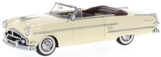 1954 Packard Pacific Convertible (Beige/Dark Red)