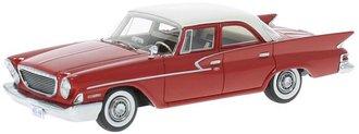 1:43 1961 Chrysler Newport Limousine (Red/White)