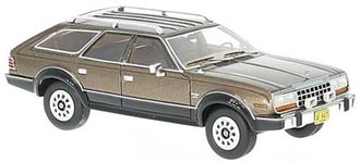 1981 AMC Eagle (Brown Metallic)