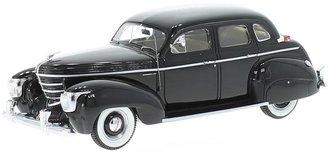 1936 Graham 97 Supercharger 4-Door Touring Sedan (Black)