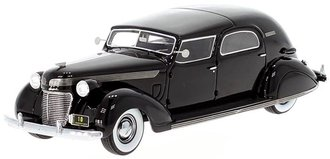 1937 Chrysler Imperial C-15 Le Baron Town Car (Closed) (Black)