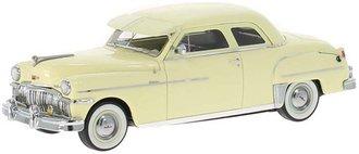 1:43 1949 DeSoto Custom Club Coupe (Light Yellow)