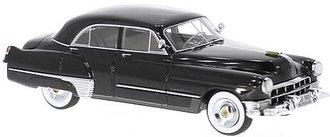 1:43 1949 Cadillac Series 62 Touring Sedan (Black)