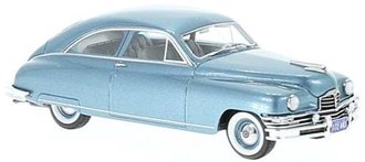 1949 Packard Super De Luxe Club Sedan 2-Door (Turquoise Metallic)