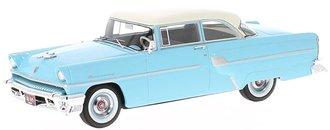 1955 Mercury Custom 2-Door Sedan (Light Blue/White)