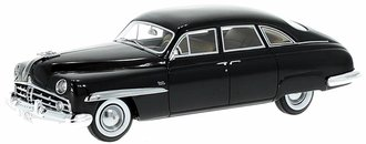 1:43 1949 Lincoln Cosmopolitan 4-Door (Black)