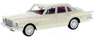 1960 Plymouth Valiant Sedan (Cream)