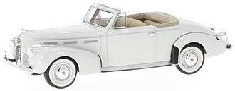 1940 LaSalle Series 50 Convertible Coupe (Light Gray)
