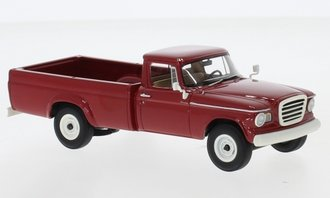 1:43 1963 Studebaker Champ Pickup (Red)