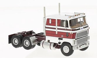 1:64 1978 Ford CLT-9000 Tractor (White/Red)