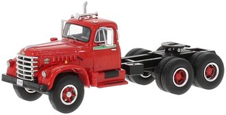 1:64 1955 Diamond T 921 Day Cab (Red)