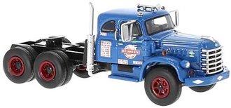 1:64 1955 Diamond T 921B Sleeper Cab (Blue)