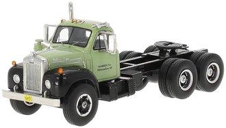 1:64 1957 Mack B-61ST Tractor (Light Green/Black)