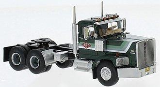1:64 1974 Diamond Reo Raider SBFA Day Cab (Dark Green Metallic)