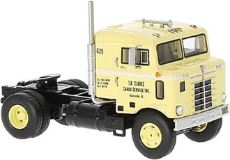 1:64 1950 Kenworth 521 'Bull-Nose' Tractor (Light Yellow)