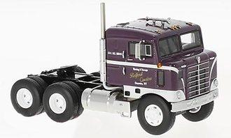 1:64 1950 Kenworth 521 'Bull-Nose' Tractor (Purple)