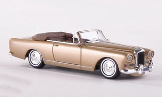 1964 Bentley SIII Continental Mulliner Park Ward Drophead Coupe (Beige Metallic)