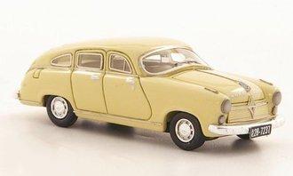 1952 Borgward Hansa 2400 (Beige)