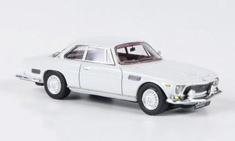 1963 Iso Rivolta GT (Light Gray)