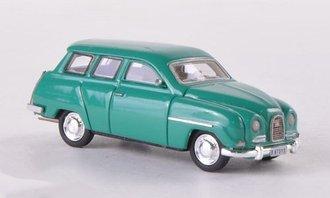 1961 Saab 95 (Green)
