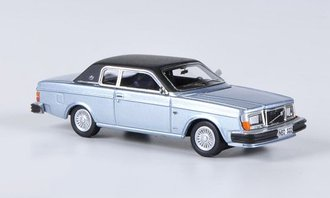 1981 Volvo 262C Bertone (Light Blue Metallic)