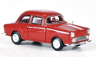 1958 Glas Isar T700 (Dark Red)