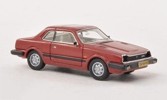 1981 Honda Prelude MK1 (Dark Red Metallic)