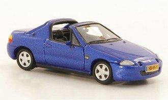 1992 Honda CRX Del Sol (Blue Metallic)