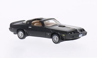 1979 Pontiac Firebird Trans Am (Black)