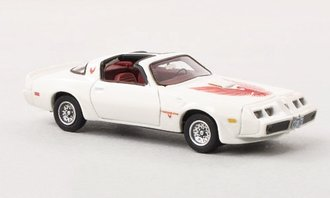 1979 Pontiac Firebird Trans Am (White)