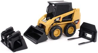 Caterpillar 226 Skid Steer Loader w/Tools