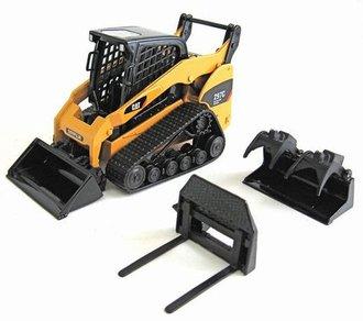 Caterpillar Multi Terrain Skid Loader w/Work Tools