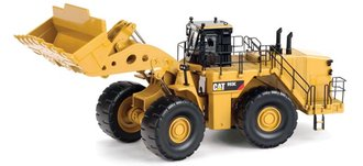 Caterpillar 993K Wheel Loader (New Graphics)