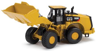 Caterpillar 980K Wheel Loader (Material Handling Configuration)